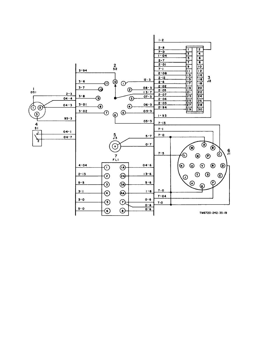 figure 6 h control panel  wiring diagram