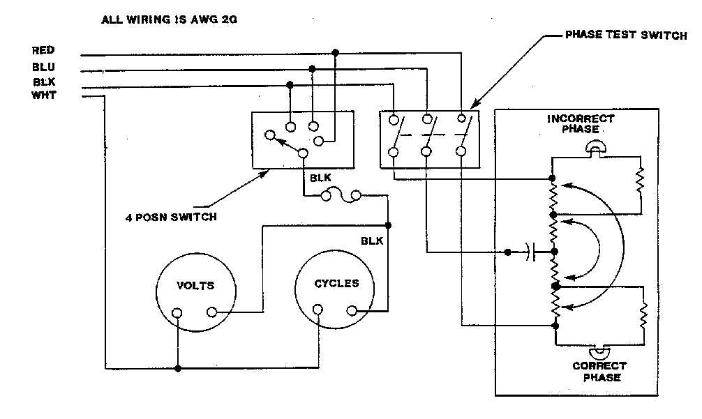 TM 5 3610 294 13P_317_1 fo 2 phase monitor meter wiring diagram wiring diagram ford at crackthecode.co